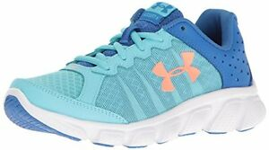 Under Armour Girls' Assert 6 Running Shoes - K Girls Shoe- Choose SZColor.