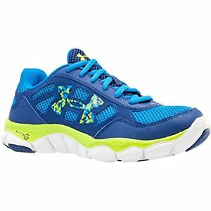 1255013-449 Under Armour Kids Boys UA Micro G? Engage BL (Big Kid) American