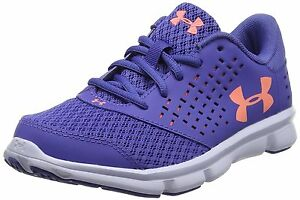 Under Armour Girls' Rave Running Shoes - K Girls Shoe- Choose SZColor.