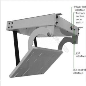 Remote 32 42 46 55 60 Inch 3D Lcd Tv Ceiling Lift Hanger Electric Genuine Tur fk