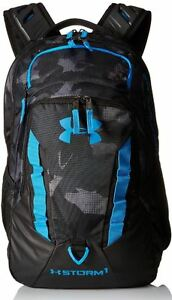 Under Armour Backpacks For Men School Boys Girls Blue Water Resistant College