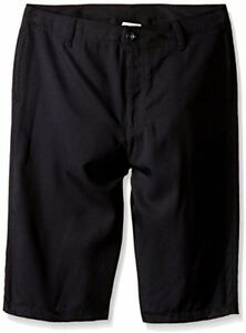 Under Armour Boys' Medal Play Golf Shorts BlackGraphite Youth Small