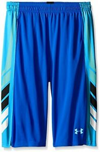 Under Armour Boys' Select Basketball Shorts RoyalElectric Blue Youth X-Large