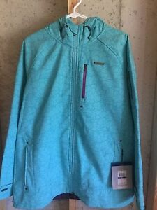 NWT Under Armour Jacket Winter Jacket Hoodie Women's XL! WARM!! $184.99