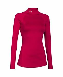 Under Armour Womens ColdGear Infrared EVO Mock  L- Choose SZColor.