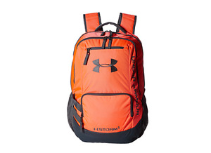 Under Armour Ua Hustle Backpack II Pink ONE SIZE