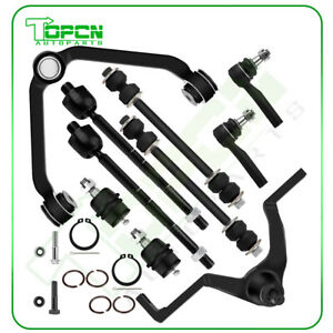 10Pcs Suspension Kit Tie Rods Control Arms For Ford Explorer Ranger 2WD 4WD $75.49