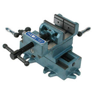 WILTON Drill Press ViseCross Slide5 in 11695