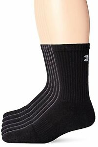Under Armour MenCharged Cotton Crew Socks 2.0 -Pairs (2 Pack (12 pair)