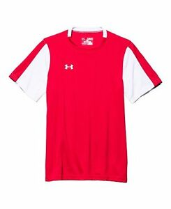 Under Armour Boys UA Classic Short Sleeve Jersey- Choose SZColor.