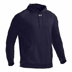 Under Armour 12381724102X SOAS Storm Hoodie Navy 2X- Choose SZColor.