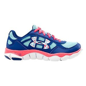 Under Armour Big Girls Grade School UA Micro G Engage 6.5- Choose SZColor.
