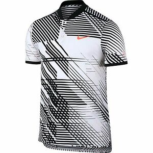 Nike Roger Federer Advantage RF 2017 Australian Open Champion Shirt 830905 XL