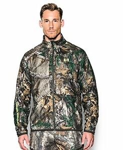 Under Armour Men's ColdGear Infrared Scent Control Rut Jacket - Choose SZColor