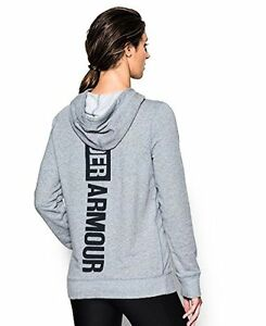 Under Armour Women's Favorite French Terry Popover - Choose SZColor
