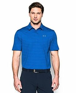 Under Armour Men's CoolSwitch Putting Stripe Polo - Choose SZColor
