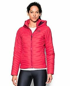 Under Armour Women's ColdGear Reactor Hooded Jacket - Choose SZColor