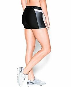 Women's Under Armour HeatGear Engineered Shorty - Choose SZColor