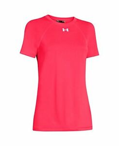 Under Armour Women's Locker Lightweight Short Sleeve T-Shirt - Choose SZColor