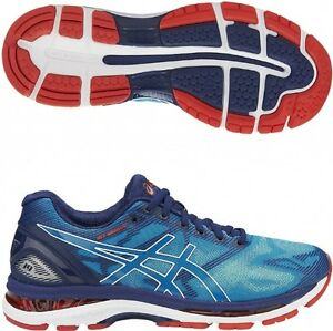 MENS ASICS GEL NIMBUS 19 (2E) WIDE FIT MEN'S RUNNINGTRAININGRUNNERS SHOES