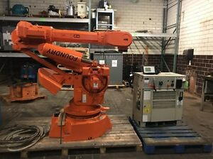 ABB IRB6400 F2.4-150 M97A 250KG Refurbished Robot With Controller And Pendant