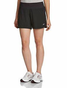 Brooks 220680-001 Womens Sherpa 6-in Running Shorts - S- Choose SZColor.