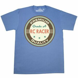 Inktastic RC Racer Vintage T-Shirt Racing Sports Gift For Radio Control Hobbies