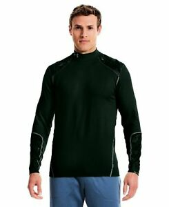 Under Armour Mens ColdGear Infrared Evo Fitted Mock- Choose SZColor.