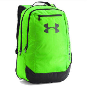 Under Armour Hustle LDWR Backpack - Green