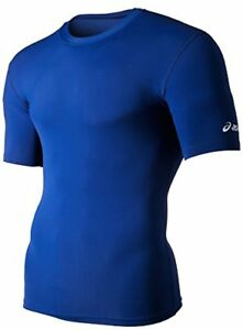 ASICS Men's Compression Short Sleeve Running Shirt - Choose SZColor