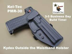 Kel-Tec PMR 30 Kydex Outside the Waistband Paddle Holster