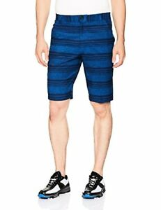 Puma Golf Mens 2017 Men's Stretch Heather Stripe Short - Choose SZColor