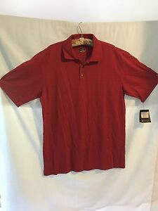 Tiger Woods Collection Nike Golf Dry Fit Shirt M BRAND NEW!