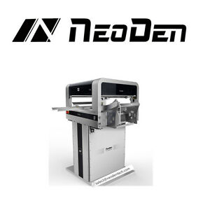 Neoden4 SMT Desktop Pick And Place Machine With Auto Rail Plus 8 Feeders R