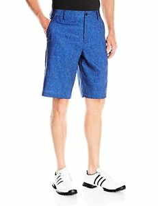 PUMA Golf NA 57177601 Puma Mens Texture Print Shorts SZ- Choose SZColor.