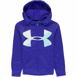 Under Armour Big Logo Hoodie - Little Girls'