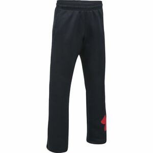 Under Armour Armour Fleece Big Logo Pant - Boys'