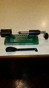 RCBS Trim Pro Rotary Case Trimmer cartridge wshell holders & pilots