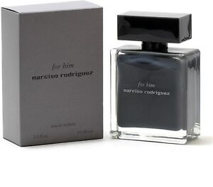 Narciso Rodriguez for Him Men's Eau de Toilette Spray 3.3 oz 7pk