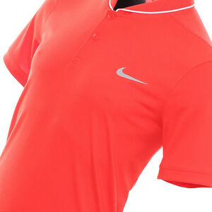 Nike Mens Golf Modern Fit Tr Dry Heather Polo Shirt Brand New Size XLarge