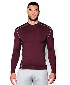 Under Armour Men's ColdGear Compression Mock - Choose SZColor