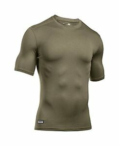 Under Armour Men's ColdGear Infrared Tactical Short Sleeve - Choose SZColor