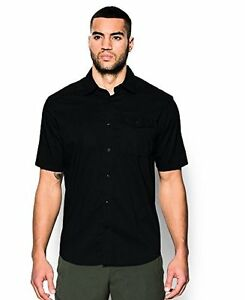 Under Armour Men's Tactical Button-Down Short Sleeve - Choose SZColor