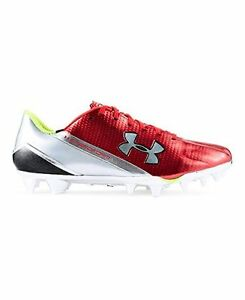 Under Armour Shoes 1258013-611-10 Mens Speedform MC Fooball Cleat