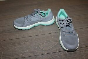 Under Armour Strive 6 Walking Shoes- Women's 9- GrayTeal