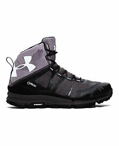 Under Armour - 1268842-001 Mens UA Verge Mid GTX Hiking BootsBlack