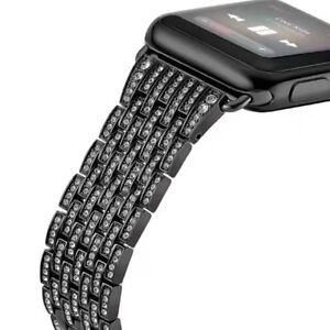 New Rhinestone Replacement Link Bracelet Watch Band Strap for Apple watch