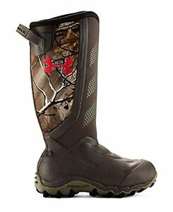 Under Armour 1268176-946 Womens UA HAW 2.0 800G Boots 6 REALTREE AP-XTRA