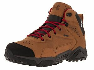 Under Armour 1262061-283 Mens UA Tabor Ridge Lthr  Boot en US- Choose SZColor.