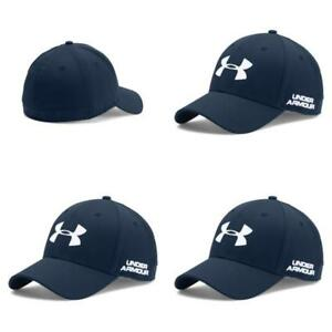 Under Armour Men'S Golf Headline Cap AcademyWhite LargeX-Large